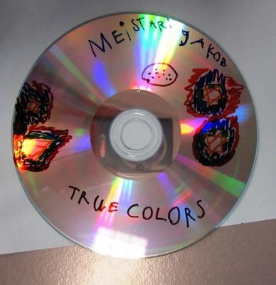 1, bekkur skreytir diska