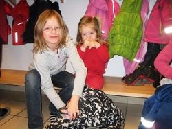 Lesið á leikskóla nóv. 2009