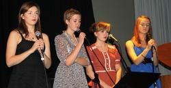 Kóratónleikar 15.11. 2009