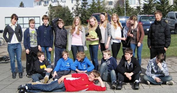 8ÁV -gullskórinn 2010
