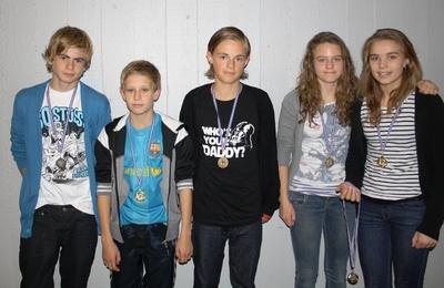 Skólahlaup Való 2010